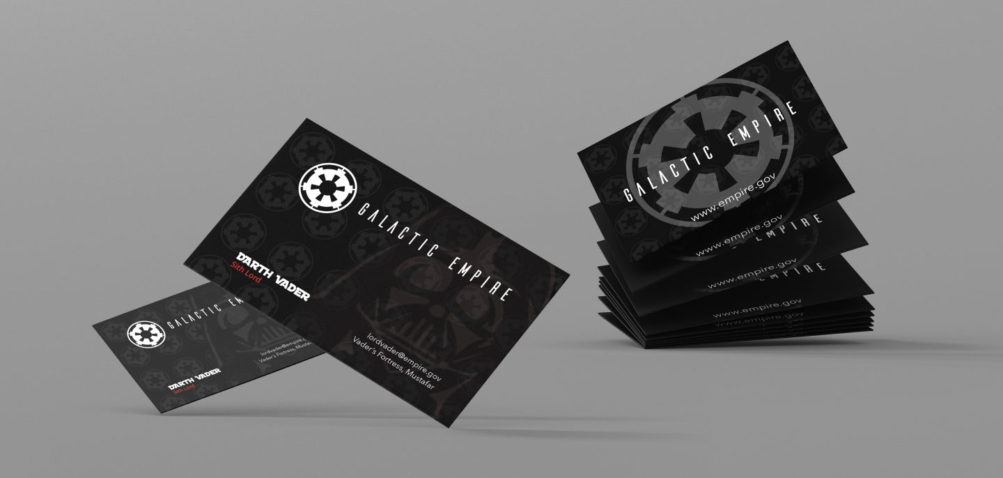 Superheroes\' Business Cards - Nejat Özalp